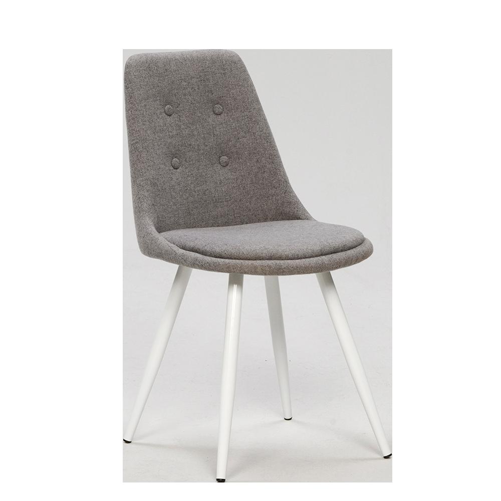 Oslo tuoli (harmaa valk) – Vivaldo Oy – Koti on elämän keskipiste